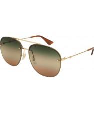 Gucci Erkekler gg0227s 004 62 güneş gözlüğü