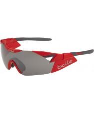 Bolle 6. His s parlak kırmızı tns silah güneş gözlüğü