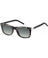 Marc Jacobs Marc 17-s Z07 ur siyah paladyum güneş gözlüğü