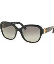 Michael Kors Mk6027 55 tabitha iii siyah glitter 309.911 güneş gözlüğü