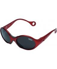 Cebe 1973 (yaş 1-3) parlak rubidyum kırmızı 2000 gri güneş gözlüğü