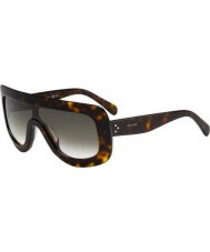 Celine Bayanlar cl41377 s 086 em 99 güneş gözlüğü