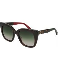 Gucci Bayanlar gg0163s 004 51 güneş gözlüğü