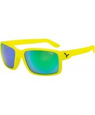 Cebe Dostum neon sarı, yeşil güneş gözlüğü