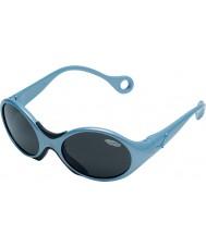 Cebe 1973 (yaş 1-3) parlak metalik mavi 2000 gri güneş gözlüğü soluk