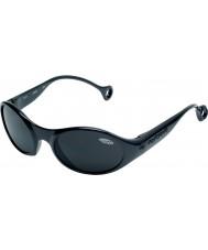 Cebe 1977 (yaş 3-5) parlak parlak siyah 2000 gri güneş gözlüğü