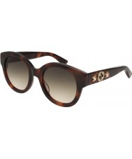 Gucci Bayanlar gg0207s 002 51 güneş gözlüğü