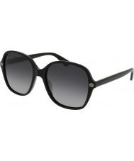 Gucci Bayanlar gg0092s 001 güneş gözlüğü