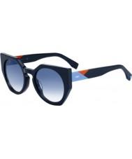 Fendi Kadın facets ff 0151-s pjp u3 güneş gözlüğü