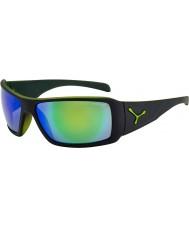 Cebe Utopy mat siyah yeşil güneş gözlüğü