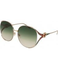 Gucci Bayanlar gg0225s 003 63 güneş gözlüğü