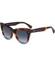 Fendi Bayanlar ff 0238-s ab8 9o güneş gözlüğü