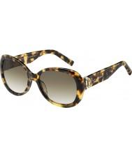 Marc Jacobs Bayanlar 111-s o2v cc ışıltılı havana güneş gözlüğü marc