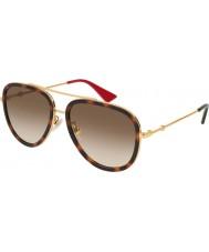 Gucci Bayanlar gg0062s 012 57 güneş gözlüğü
