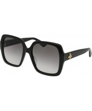 Gucci Bayanlar gg0096s 001 güneş gözlüğü