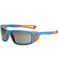 Cebe Proguide mat mavi, turuncu variochrom tepe güneş gözlüğü