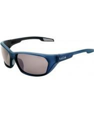 Bolle Aravis mat mavi polarize tns silah güneş gözlüğü