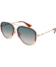 Gucci Bayanlar gg0062s 013 57 güneş gözlüğü