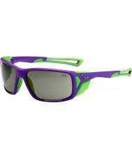 Cebe Proguide mor yeşil variochrom tepe güneş gözlüğü