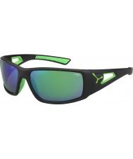 Cebe Oturum siyah yeşil 1500 gri ayna yeşil güneş gözlüğü