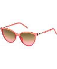 Marc Jacobs Bayanlar 47-s tot fx mercan güneş gözlüğü marc