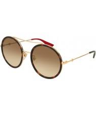 Gucci Bayanlar gg0061s 013 56 güneş gözlüğü
