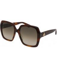 Gucci Bayanlar gg0096s 002 güneş gözlüğü