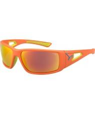 Cebe Oturum turuncu kireç 1500 gri ayna turuncu güneş gözlüğü