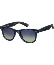 Polaroid havana mavi polarize güneş gözlüğü z7 Pld6009-nm sn
