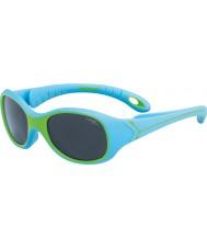 Cebe S-kimo (yaş 1-3) mavi-yeşil güneş gözlüğü