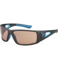 Cebe Oturum mat gri mavi variochrom perfo güneş gözlüğü