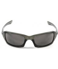 Oakley Sıcak gri güneş gözlüğü - Oo9238-05 beşli gri duman kare