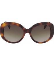 Longchamp Bayanlar lo601s 214 55 güneş gözlüğü