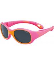 Cebe S-kimo (yaş 1-3) fuşya turuncu güneş gözlüğü
