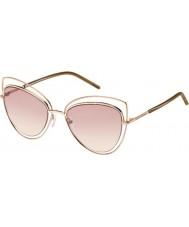 Marc Jacobs Bayanlar 8-ler txa 05 altın kahverengi güneş gözlüğü marc