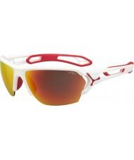 Cebe Cbstl11 s-track beyaz güneş gözlüğü