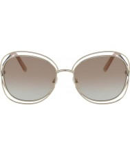 Chloe Bayanlar ce119s 724 60 carlina güneş gözlüğü