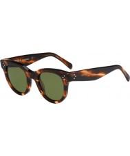 Celine 41053-s 9RH 1e bağa güneş gözlüğü cl Bayanlar
