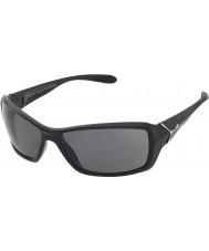 Cebe Hareket parlak siyah polarize güneş gözlüğü
