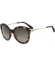 Longchamp Bayanlar lo604s 214 55 güneş gözlüğü