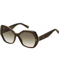 Marc Jacobs Bayanlar 117-s zy1 cc havana güneş gözlüğü marc