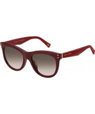 Marc Jacobs Bayanlar 118-s ope K8 bordo güneş gözlüğü marc