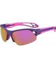 Cebe Cbspring4 s-pring mor güneş gözlüğü