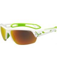 Cebe Cbstm11 s-track beyaz güneş gözlüğü