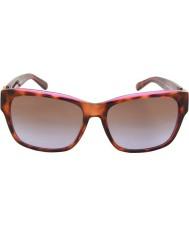 Michael Kors Mk6003 58 salzburg kaplumbağa mor pembe 300.368 güneş gözlüğü