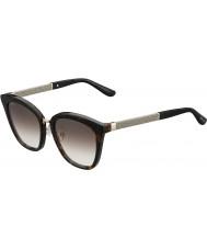 Jimmy Choo Bayanlar Fabry-s KBE js havana ışıltılı güneş gözlüğü