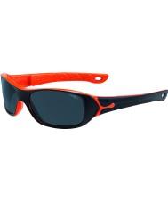 Cebe S-picy (yaş 7-10) mat siyah turuncu güneş gözlüğü