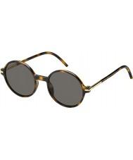 Marc Jacobs Erkek marc 48-s tlr 8h havana güneş gözlüğü