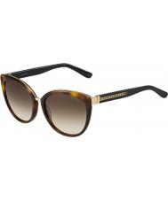 Jimmy Choo Bayanlar dana-s 112 havana güneş gözlüğü jd