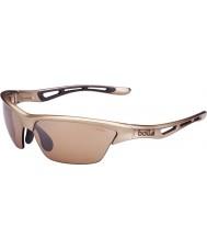 Bolle Tempest parlak kumtaşı modülatör v3 golf güneş gözlüğü